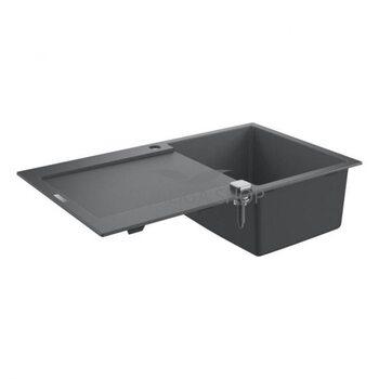 Мойка для кухни 860х500 Grohe K500 серый 31644AT0