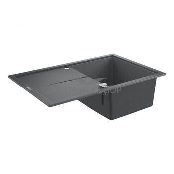 Мойка для кухни 780х500 Grohe K400 серый 31639AT0