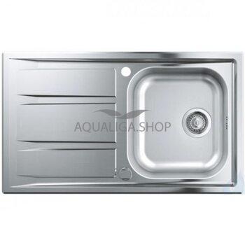 Кухонная мойка с нержавеющей стали 873х513 Grohe K400 31568SD0
