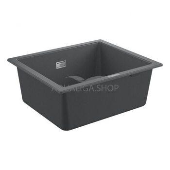 Мойка для кухни прямоугольная 533х457 Grohe K700U серый 31654AT0