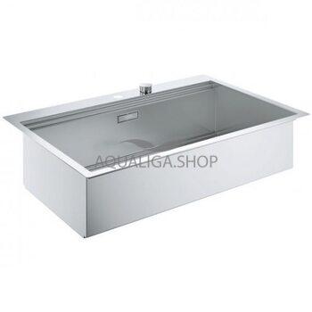 Кухонная мойка с нержавеющей стали 846х560 Grohe K800 31584SD0