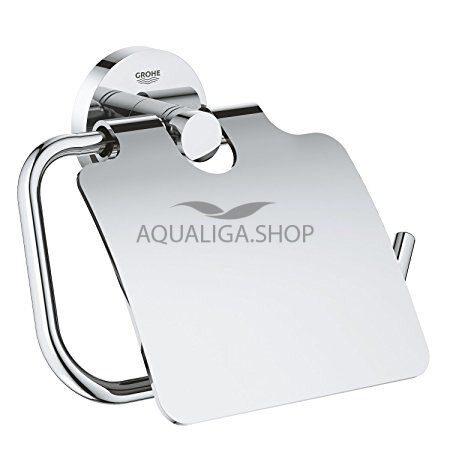 Держатель для туалетной бумаги GROHE Essentials 40367001