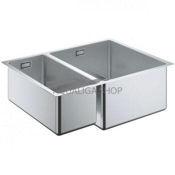 Кухонная мойка с нержавеющей стали 585х440 Grohe K700U 31576SD0