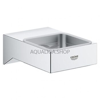 Держатель для мыльницы, стакана GROHE Selection Cube 40865000
