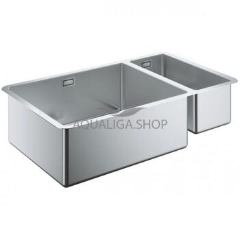Мойка для кухни с нержавеющей стали 760х450 Grohe K700U 31575SD0