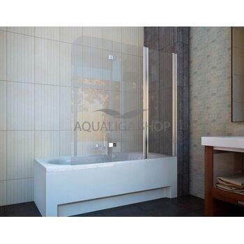 Шторка для ванны Koller Pool 150х140 QP96 Clear R