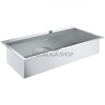 Кухонная мойка с нержавеющей стали 1024х560 Grohe K800 31586SD0