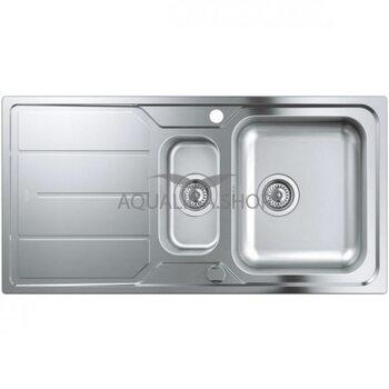 Кухонная мойка с нержавеющей стали 970х500 Grohe K500 31572SD0