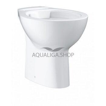 Унитаз напольный Grohe Bau Ceramic 39431000