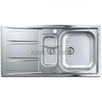 Кухонная мойка с нержавеющей стали 983х513 Grohe K400 31569SD0