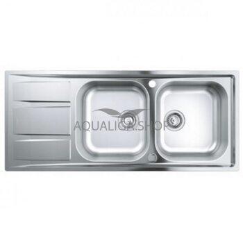 Кухонная мойка с нержавеющей стали 1160х500 Grohe K400 31587SD0