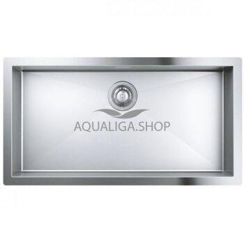 Кухонная мойка с нержавеющей стали 864х464 Grohe K700 31580SD0
