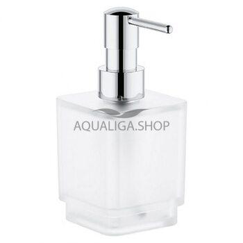 Дозатор для жидкого мыла GROHE Selection Cube 4080500