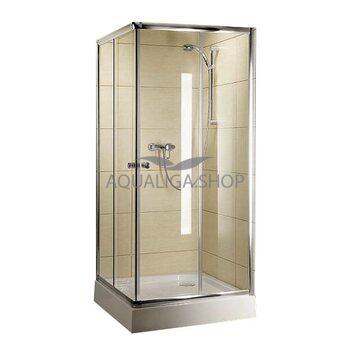 Душевой уголок Radaway Classic C 90х90 прозрачное/белый 30050-04-01