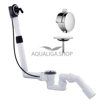 Сифон для ванны Kludi Rotexa Multi с наполнением 2120005N-00
