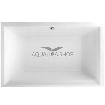 Ванна RADAWAY ITEA LUX 190х120 + ножки WA1-29-190x120U + сифон R135L