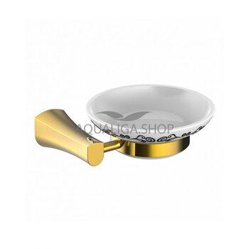 Мыльница IMPRESE CUTHNA 110280 zlato