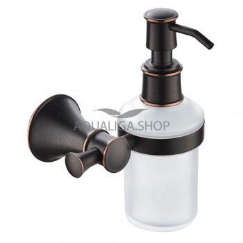 Дозатор жидкого мыла Imprese Podzima Zrala бронза ZMK02170831