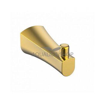 Крючок для ванной комнаты IMPRESE CUTHNA 100280 zlato