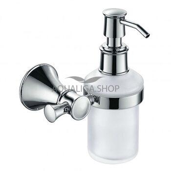 Дозатор жидкого мыла Imprese Podzima Ledove хром ZMK01170131