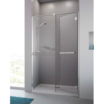 Душевые двери 110L прозрачное Radaway Carena DWJ  34333-01-01NL