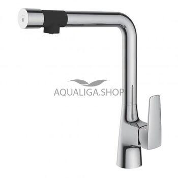 Смеситель для кухни Imprese Quadrio Smart для фильтрованной воды ZMK051901150