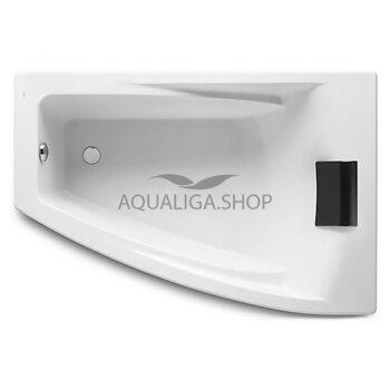 Ванна акриловая Roca Hall 150х100 см правая A248165000