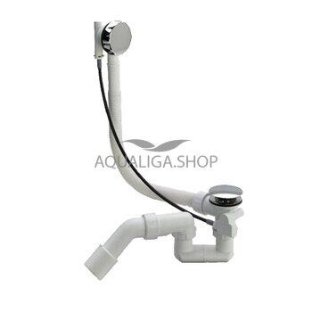 Сифон для ванны полуавтомат Viega Simplex 285357