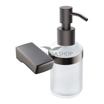 Дозатор для жидкого мыла Imprese Grafiky графит ZMK041807310