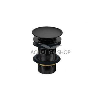 Донный клапан Imprese Grafiky черный никель ZMK041807500