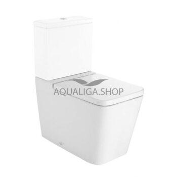 Чаша унитаза Roca Inspira Square  с универсальным выпуском A342537000