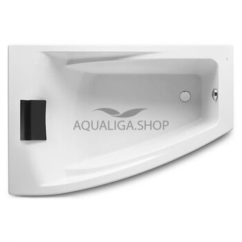 Ванна акриловая Roca Hall 150х100 см левая A248164000