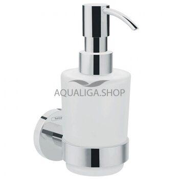 Дозатор для жидкого мыла Hansgrohe Logis 41714000