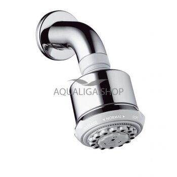 Верхний душ Hansgrohe Clubmaster EcoSmart 3JET 26606000