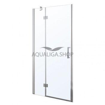 Душевая дверь Eger на петлях 100x195см 599-701(h)