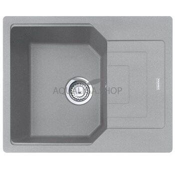 Мойка гранит UBG 611-62 серый 620х500 Franke 114.0574.955