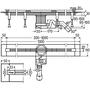 Желоб водосточный Viega Advantix Vario боковой выпуск мокрый затвор 704360 №6