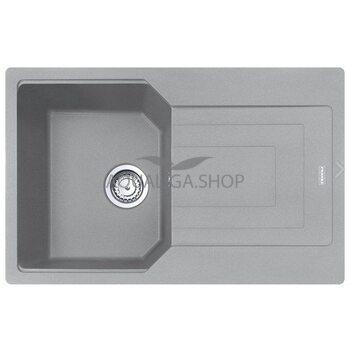 Мойка гранит UBG 611-78 серый 780х500 Franke 114.0574.944