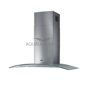 Вытяжка FGC 925 XS LED нерж./прозрачное стекло 900мм. Franke 110.0389.113