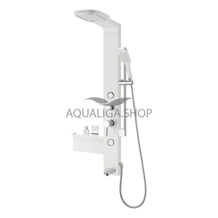 Душевая панель Q-tap WHI 1114