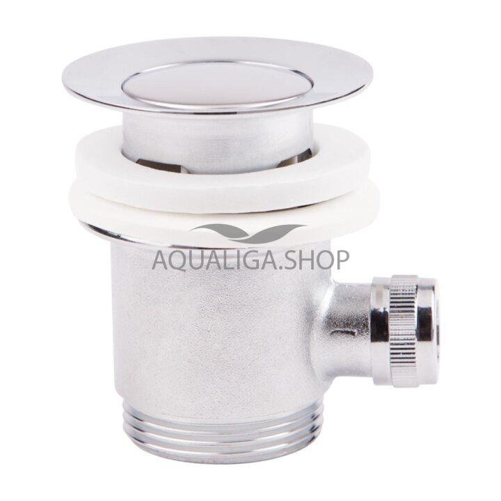 Донный клапан для раковины Q-tap с переливом L02
