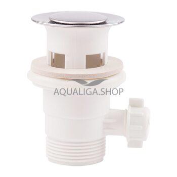 Донный клапан для раковины Q-tap с переливом L01