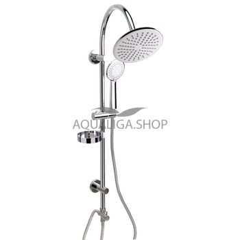Душевая стойка Q-tap CRM 1002
