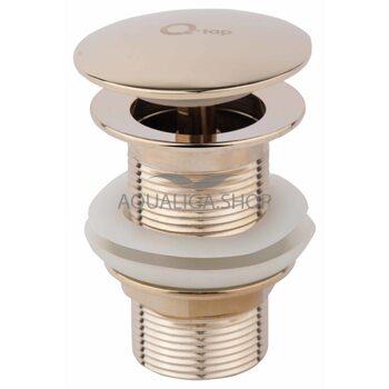 Донный клапан для раковины Q-tap Liberty ORO L03