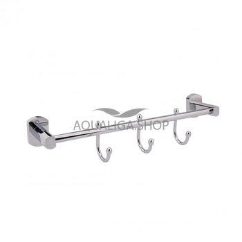 Крючок для полотенца Qtap Liberty CRM 1154-3