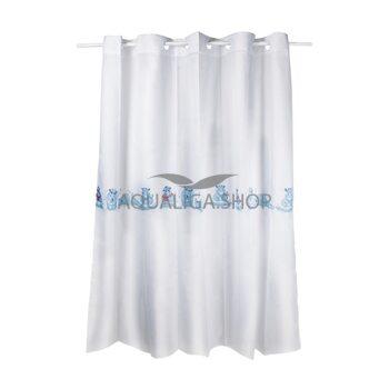 Шторка для ванной Q-tap Tessoro PA80155 200х200