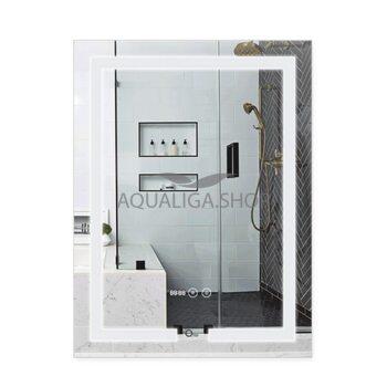 Зеркало Qtap Mideya DC-F936 50х80 LED с антизапотеванием QT2078F936W