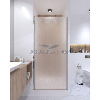 Душевая дверь в нишу 80см Q-tap Presto CRM208.P5 PRECRM208P5