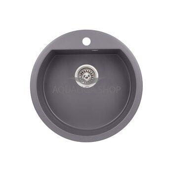 Кухонная мойка Qtap CS D510 Grey QTD510GRE471