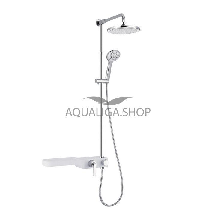 Душевая система Q-tap WHI 1104